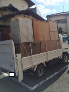 不用品熊本、粗大ごみ、ごみ屋敷、引っ越しごみ、ごみ回収、タンス回収