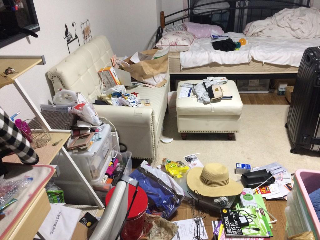 熊本市部屋の片付け、熊本市ゴミ屋敷、熊本市引越しゴミ回収、中央区、北区、熊本市実家片付け