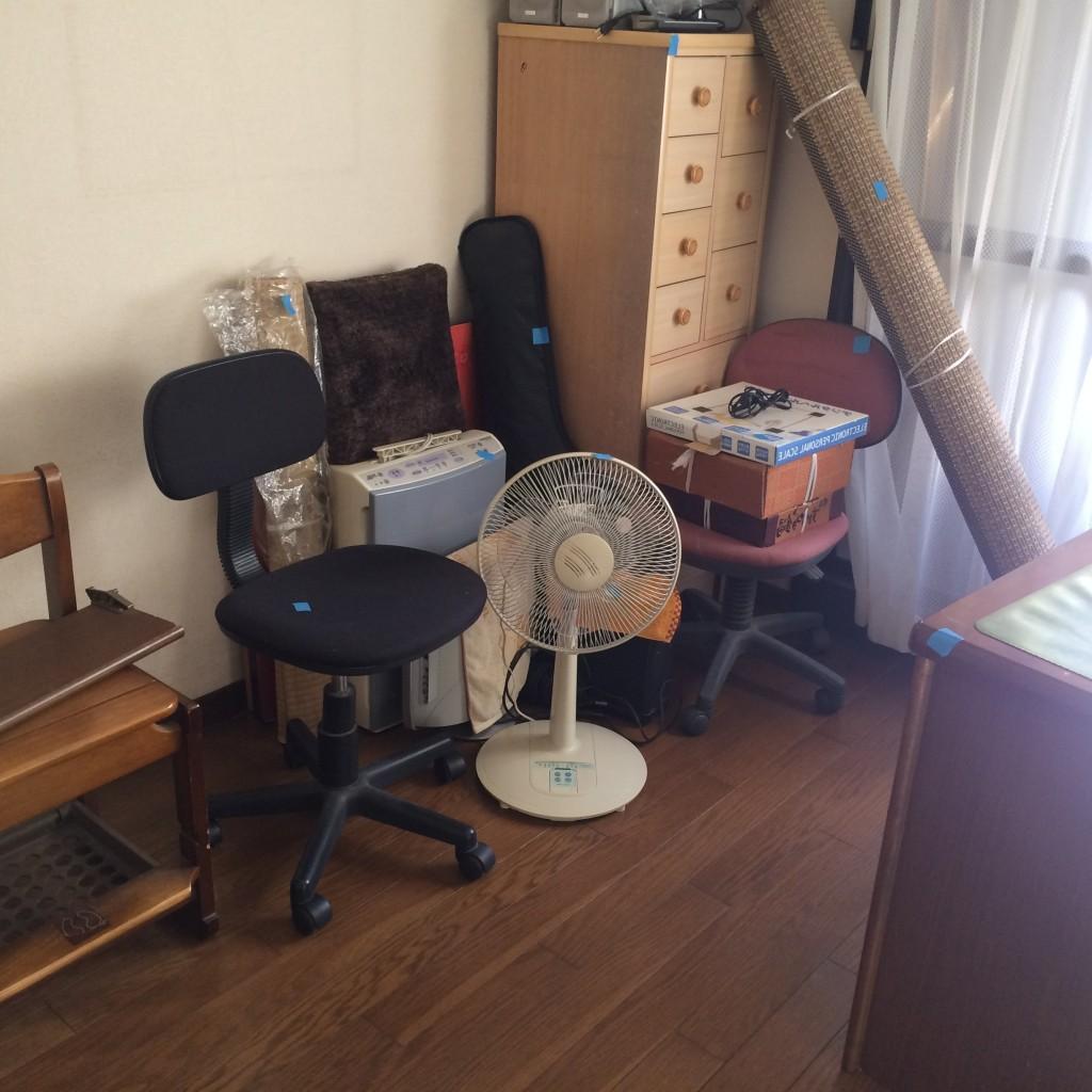 不用品回収、ゴミ回収、ゴミ屋敷、実家片付け、空家片付け、引っ越しゴミ回収