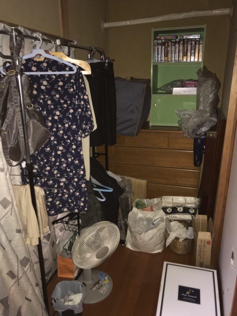 熊本実家片付け、部屋の片付け、ゴミ屋敷、タンス回収、食器棚回収、汚部屋片付け、部屋の片付け、引越しゴミ回収、熊本不用品回収、熊本粗大ごみ回収
