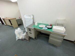 事務所片付け、事務所移転、事務所引越し、事務用品買取、不用品回収、粗大ゴミ回収、パソコン回収、